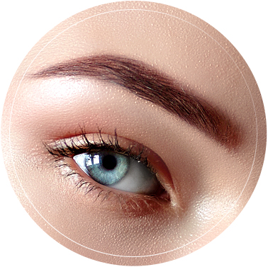 Nanobrow vackra ögonbryn